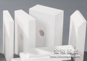 氧化铝衬板Alumina Liner And Facing